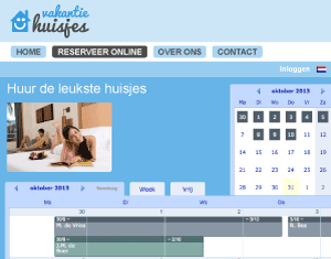 Website integratie